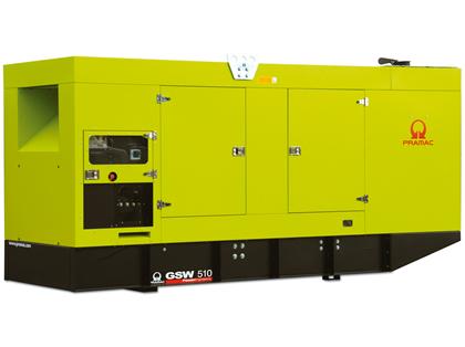 Buy PRAMAC GSW 415V ALTM Soundproof Generator