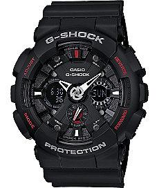 Buy G-Shock GA120-1A Classic Black Watch
