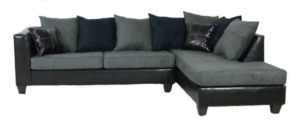 Laramie Harden Contemporary Sectional Sofa