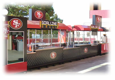 Buy Food and Beverage Kiosks