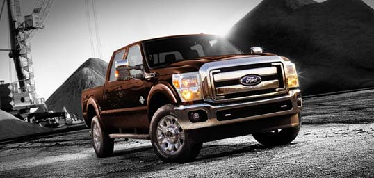 Buy Ford F-250 Super Duty Pick-Up