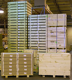 Buy Wood Products: Boxes, Crates & Specialty Skids