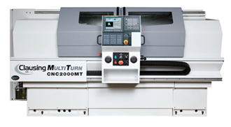 Buy Clausing MultiTurn Series CNC Combination Lathes