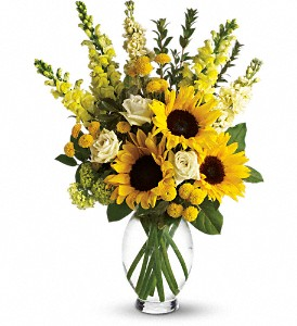 Buy Here Comes The Sun Bouquet by Teleflora
