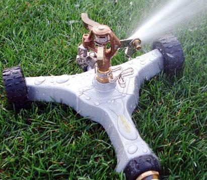 Buy 6,300-Sq. Ft. Brass Pulsating Sprinkler