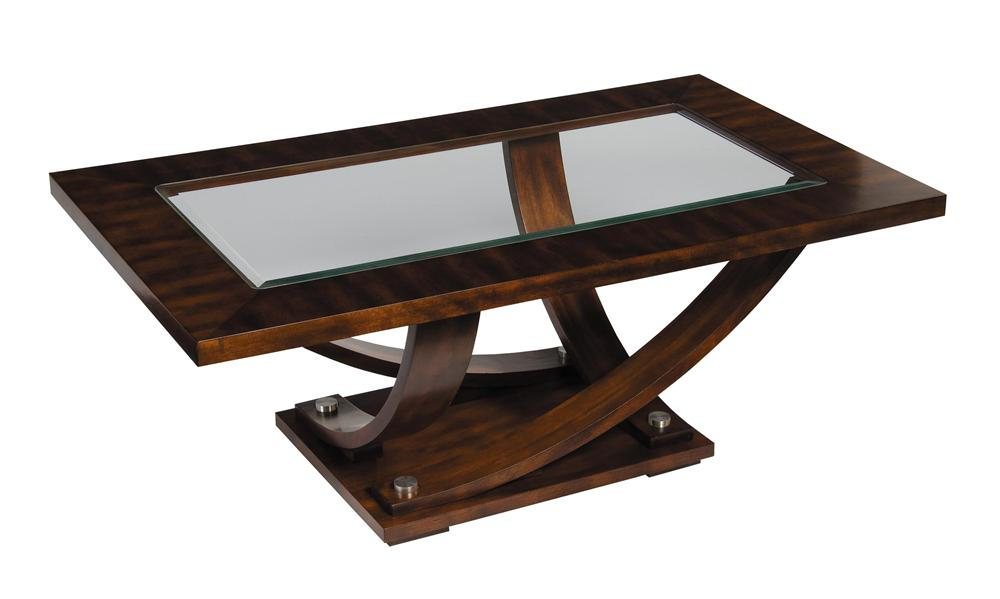 Buy Transitional Rectangle Cocktail Table