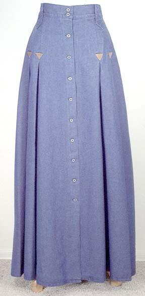 Frontier Classics Molly Skirt