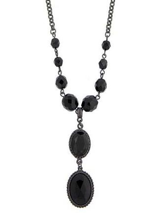 Buy Beaded Y-Necklace