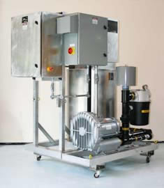 Buy FALCO 300 with VFD controlled 10hp dilution blower