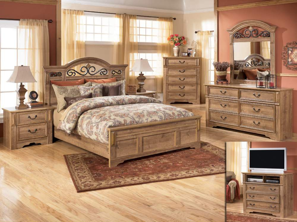 Buy Bedroom Set Whimbrel Forge B170
