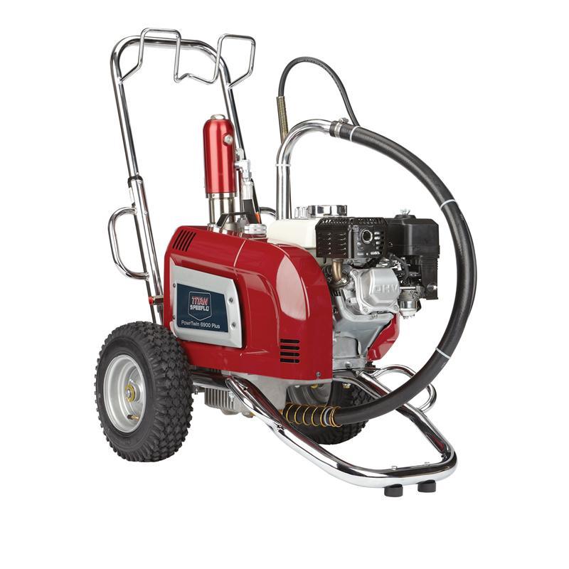 Buy Titan Speeflo PowrTwin 6900 Plus Gas Complete