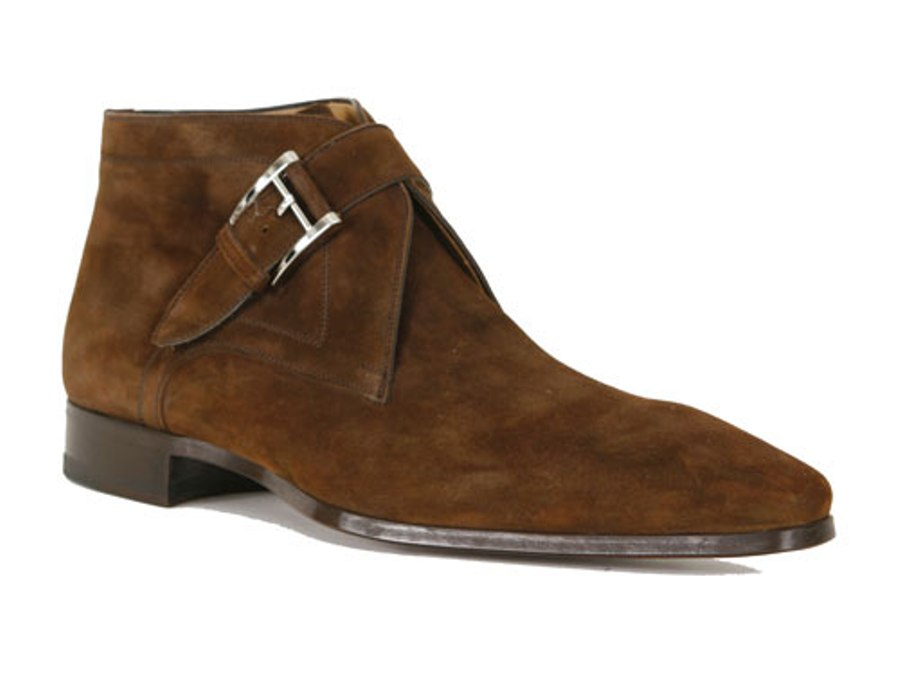 Buy Magnanni suede boot