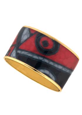 Buy Maya™ Abstract Expressionism Bangle Bracelets