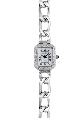 Buy Simone Silver Tone Watch