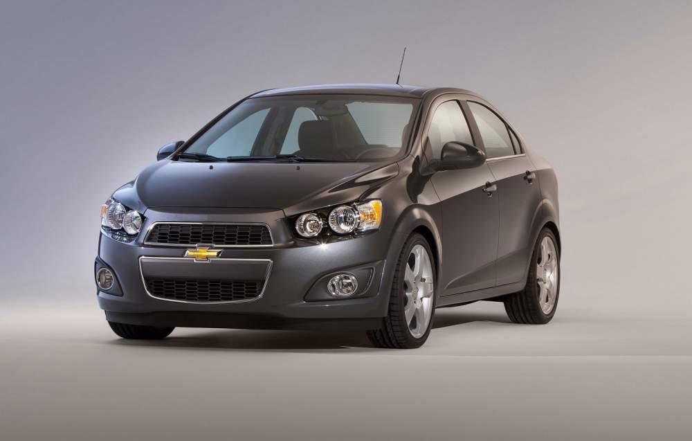 Buy Car 2013 Chevrolet Sonic 4dr Sdn Auto LT Sedan