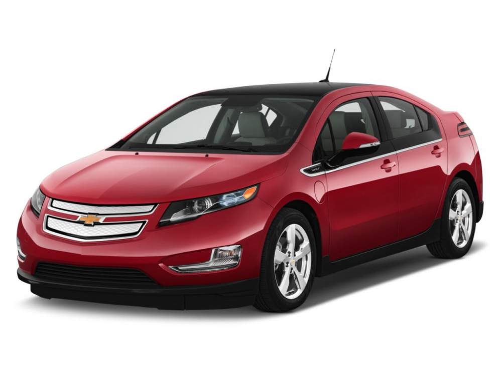 Car 2013 Chevrolet Volt 5dr HB Hatchback