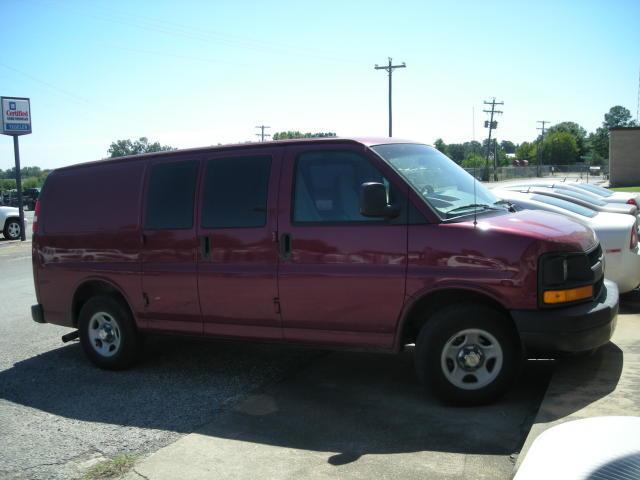 Buy Car 2012 Chevrolet Express 1500 RWD 1500 135 Van Cargo