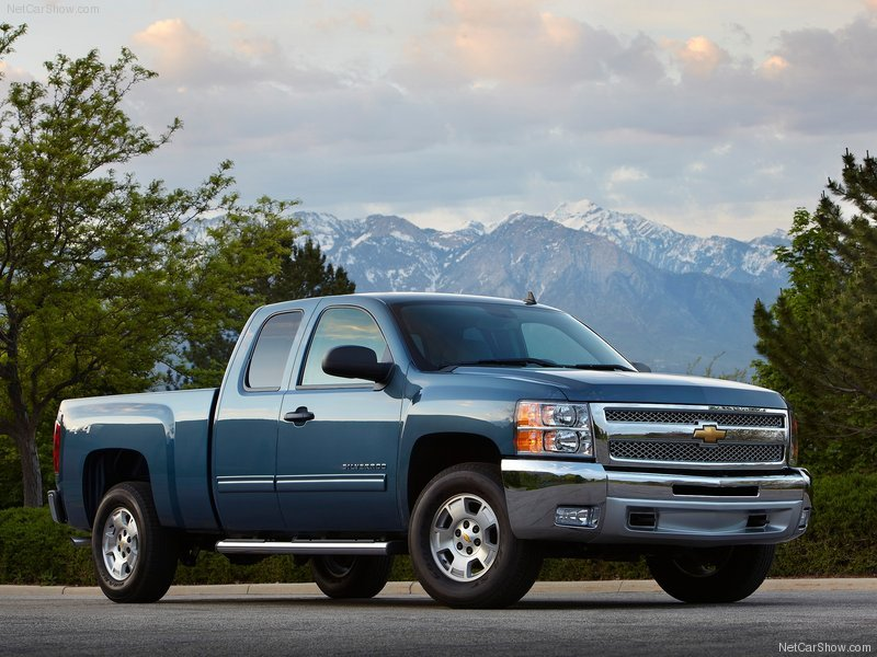 Buy 2013 Chevrolet Silverado 1500 4WD Ext Cab 143.5 LT Truck Extended Cab
