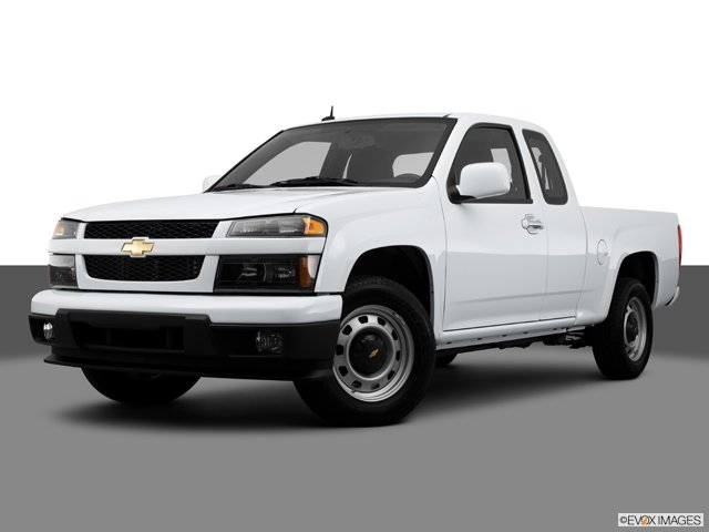 Buy 2012 Chevrolet Colorado 4WD Ext Cab LT w/1LT Truck Extended Cab
