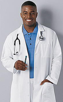Buy Scrubs - Cherokee Unisex Lab Coat