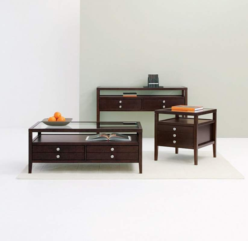 Wonderful Coffee Table Sitcom Furniture Blake Collection ...