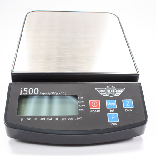 Buy My Weigh i500 - 500G X 0.1G- Scales