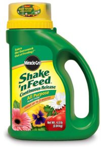 Shake 'N Feed All Purpose plus Weed Preventer