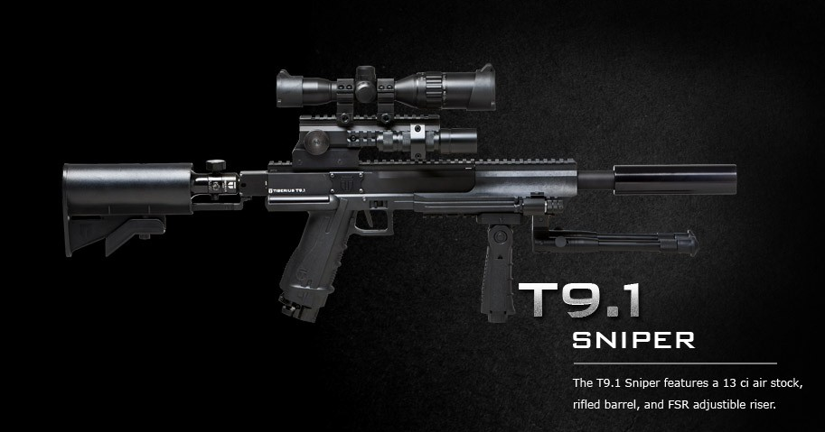 Buy T9.1 paintball sniper rifle