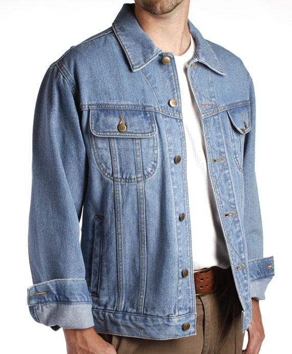 Buy Men's Denim Jacket