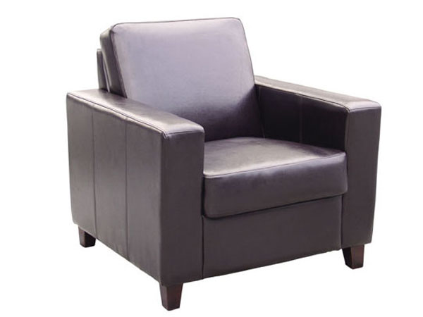 Buy Modena Leather Accent Chair