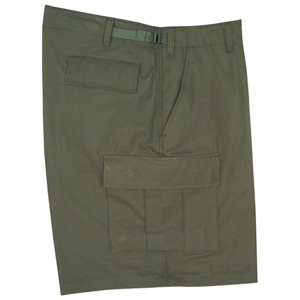 Buy Rip-Stop Cotton BDU Shorts