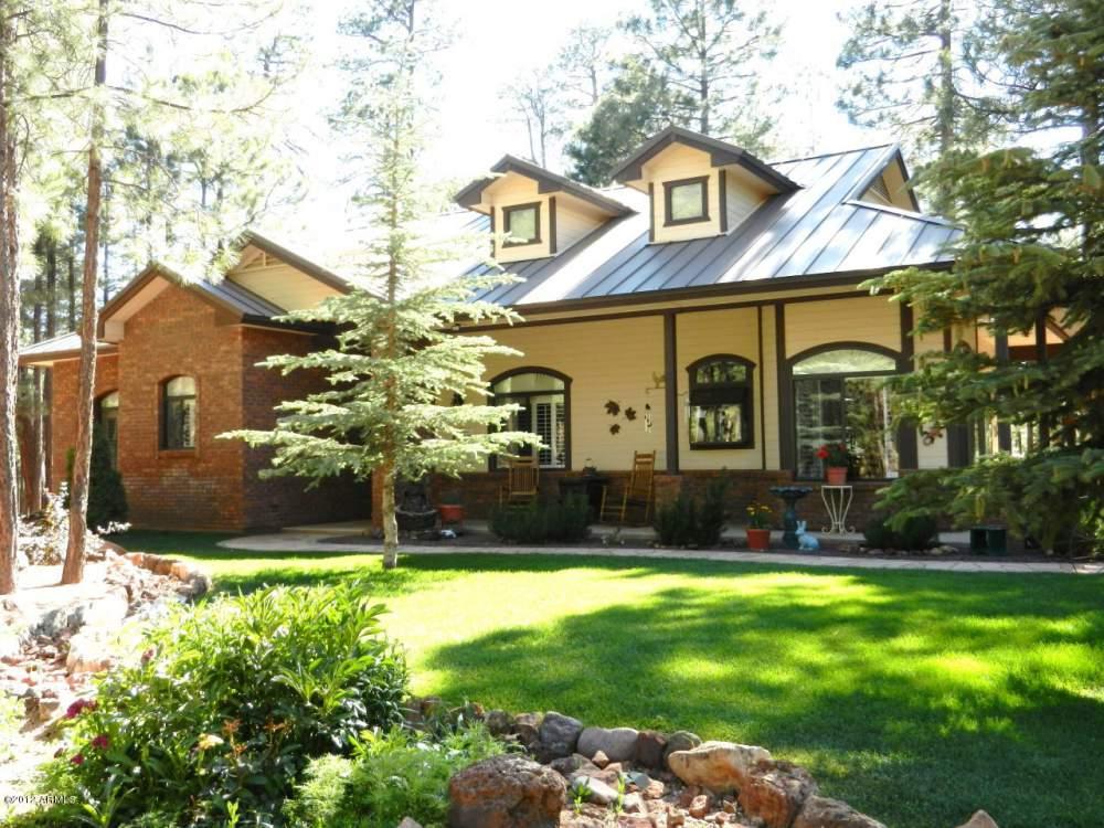 Buy Forest Lakes, AZ, 85931 Beds: 2, Baths: 2, SqFt: 2100