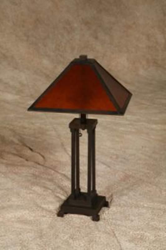 Buy Bronze table lamp