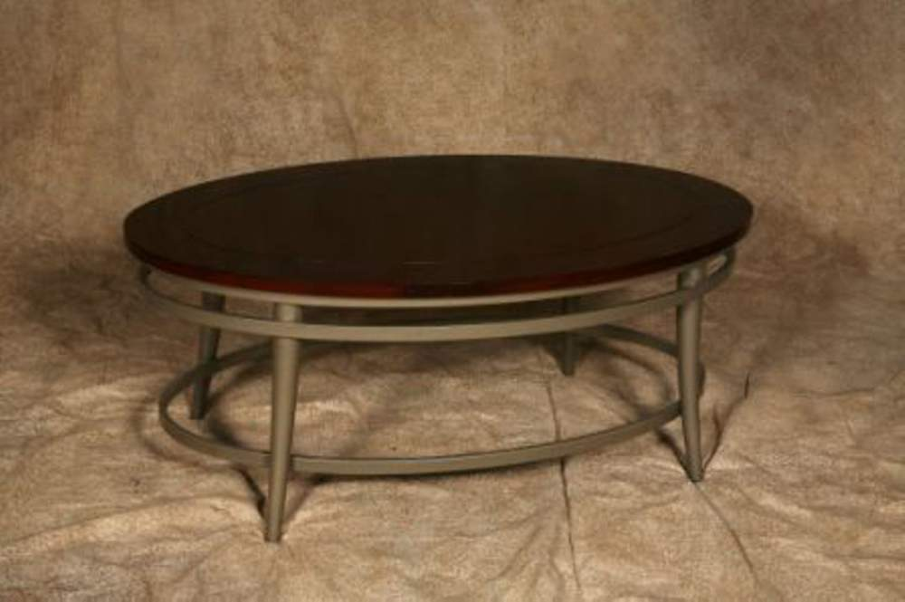Buy Cherry oval coffee table