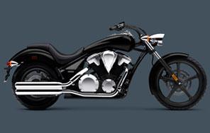 Buy Honda 2013 Sabre ABS Motorcycle