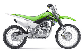 Buy Kawasaki 2013 KLX®140L Motorcycle