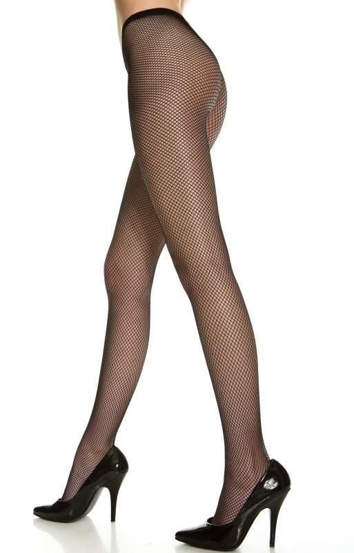 Buy Black Fishnet Pantyhose