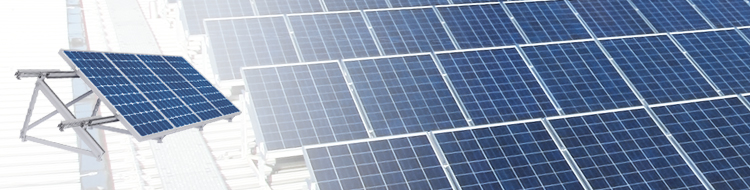 Buy Flat Roof Solar Mounting Systems