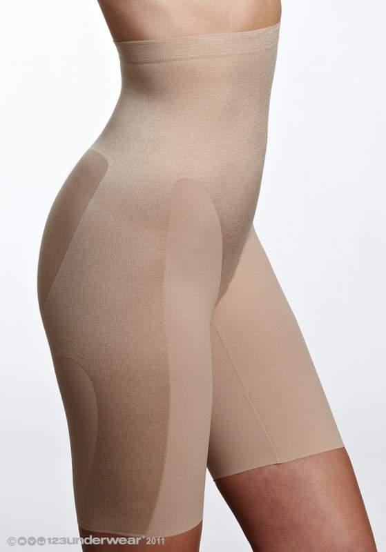 Buy Wacoal Hi-Waist Long Leg Shaper