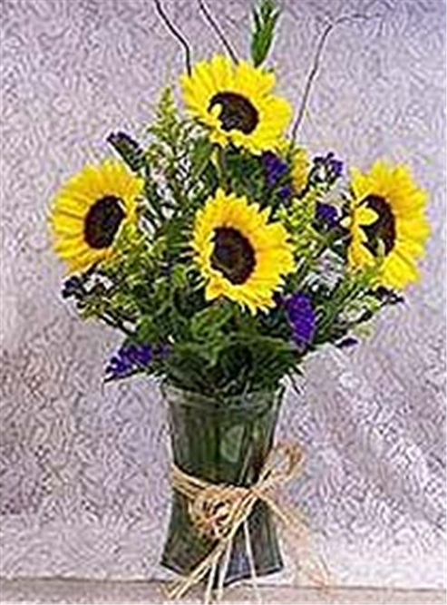 Buy September Sun Bouquet