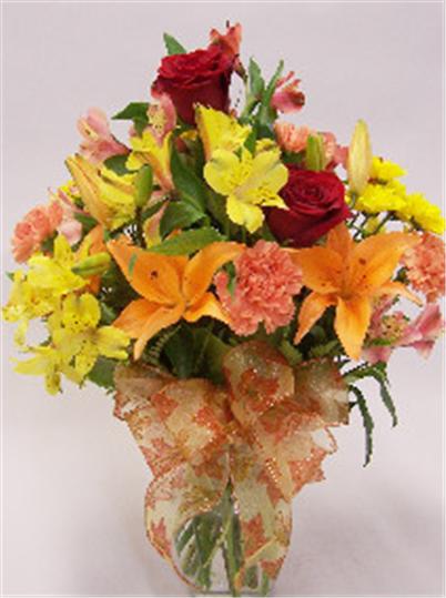 Buy Autumn Sky Bouquet
