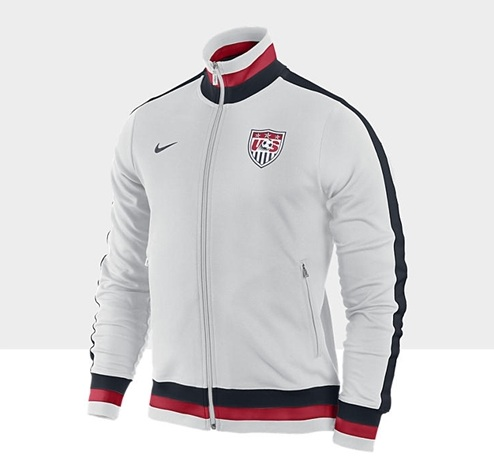 Buy Nike USA Authentic N98 Soccer Track Jacket