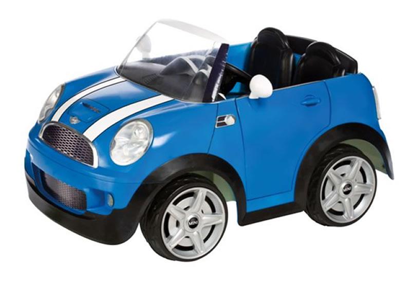 mini cooper s 12v car toy