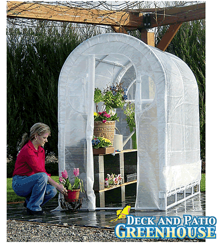 Buy Weatherguard Deck and Patio Greenhouse