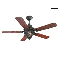 The Monticello Outdoor Ceiling Fan