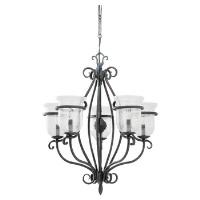 Buy Cordoba - Nine Light ChandelierFive-light Manor House Chandelier