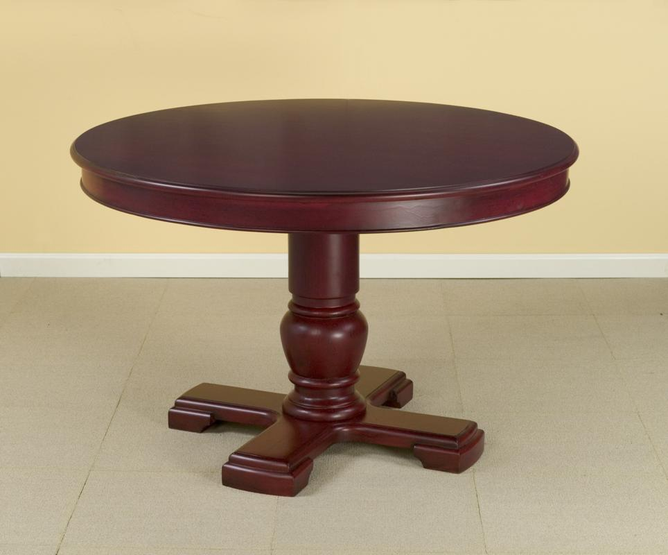 Buy AA Importing Dining Table Red Top Round