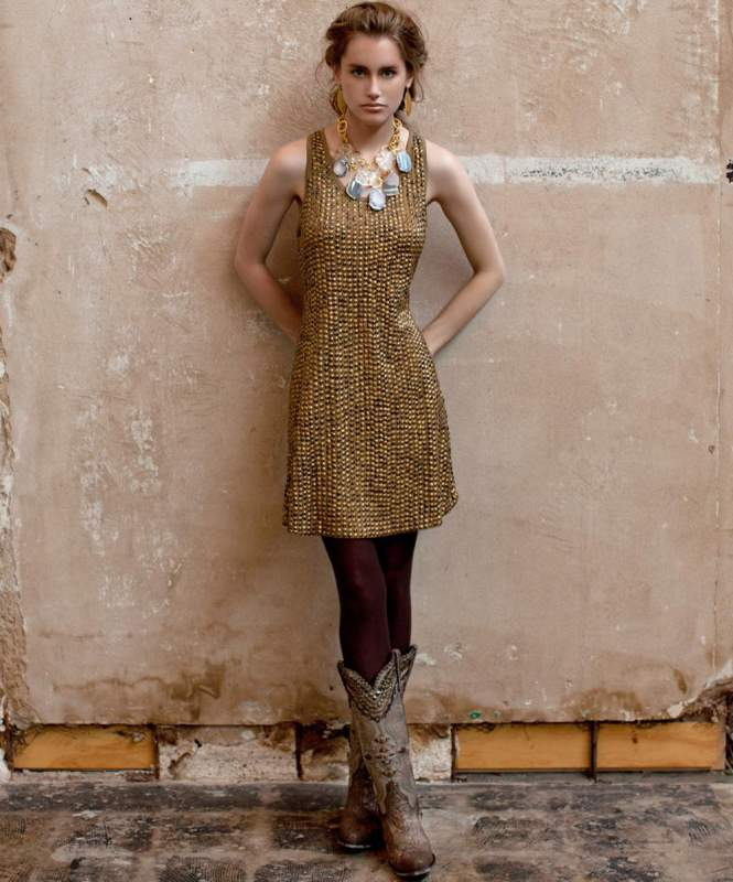 Buy Liquid Gold dress