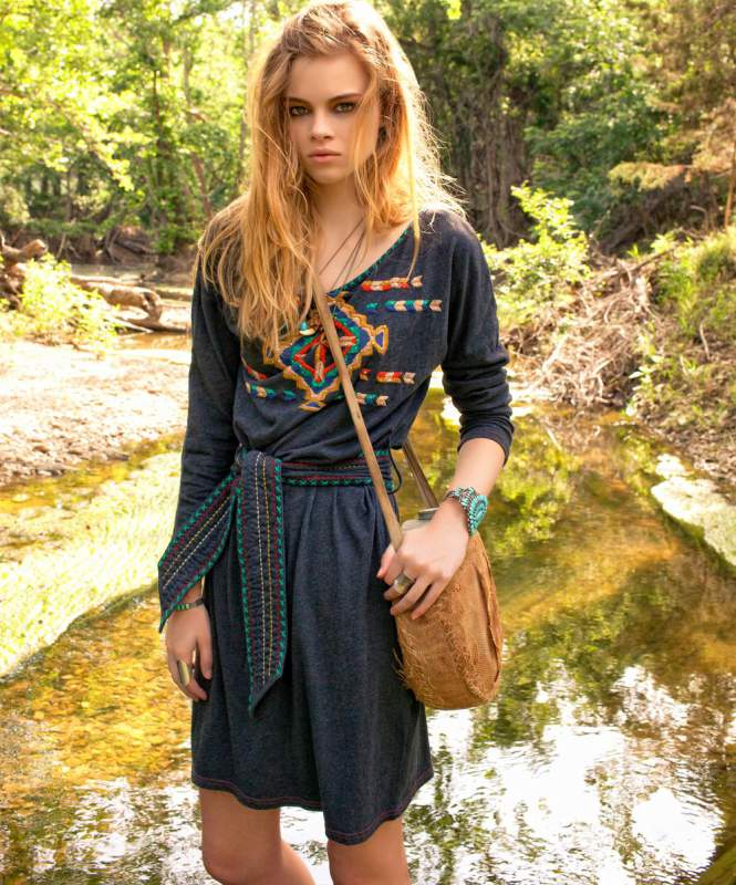 Buy Moccasin Run Dolman dress