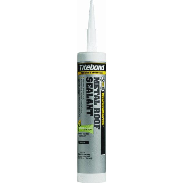 TiteBond® Weathermaster™ Metal Roof Sealant